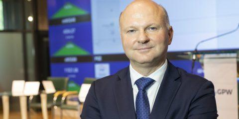 Artur Wiza, wiceprezes Asseco fot. Borys Skrzyński