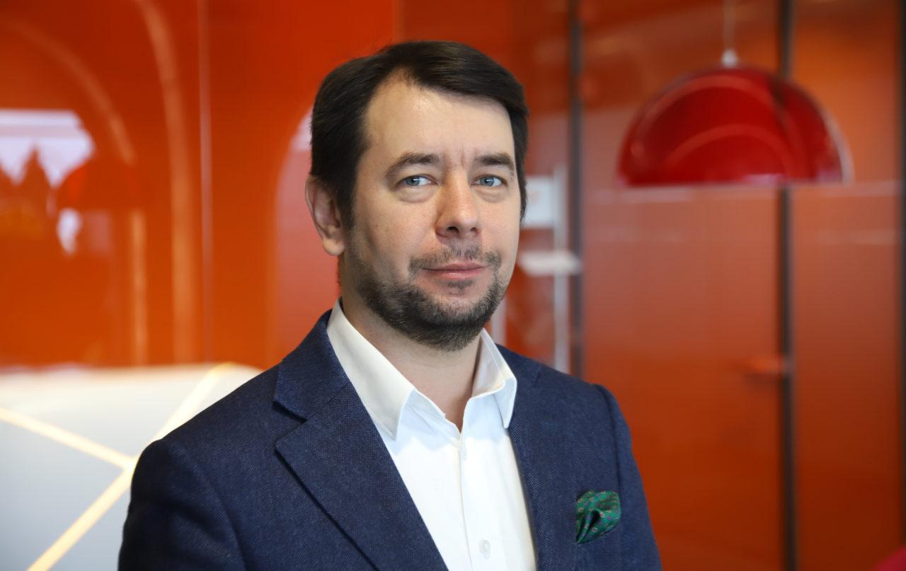Bartosz Margol fot. Borys Skrzyński