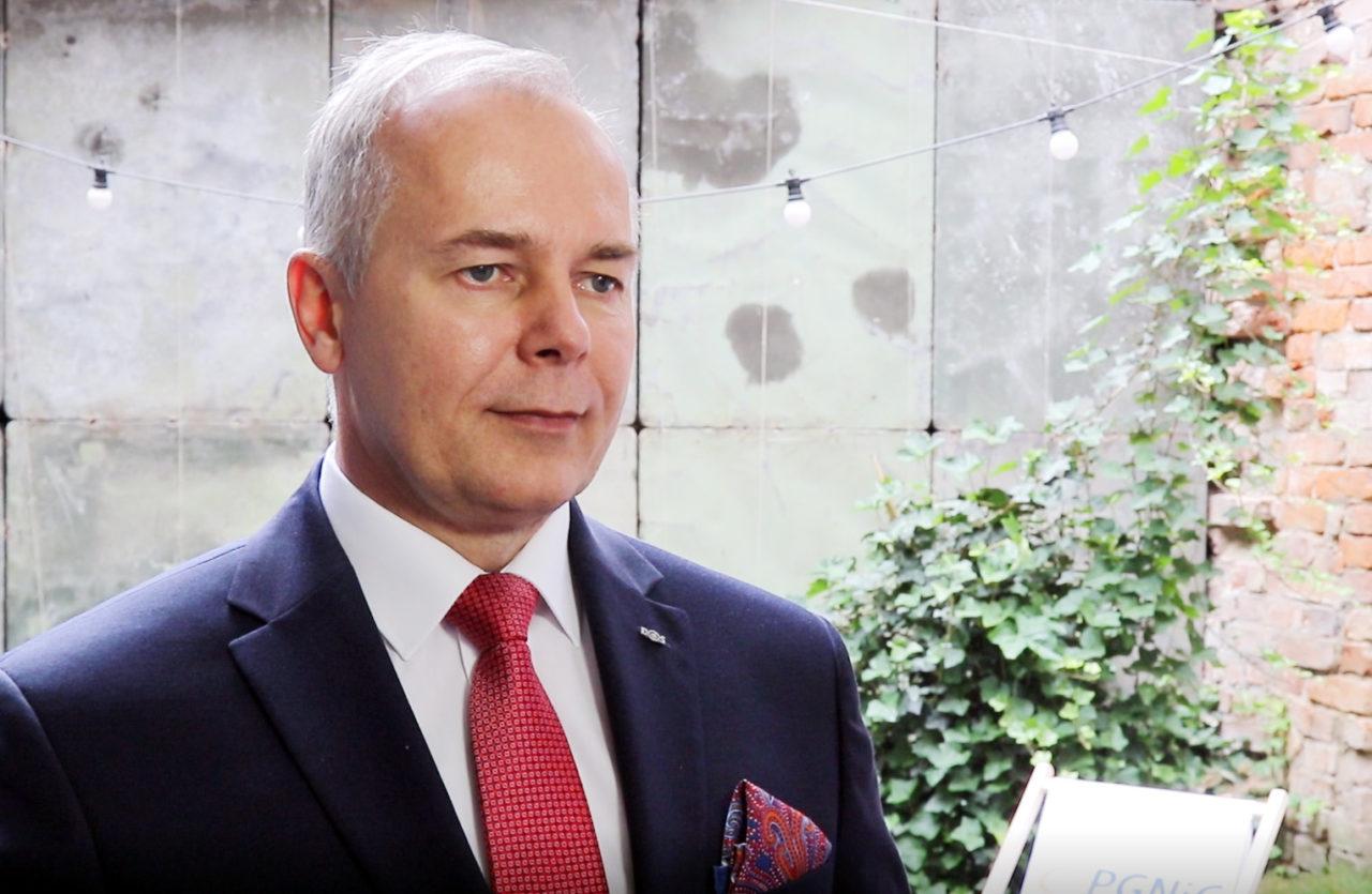 Bogusław Białowąs, prezes BOŚ fot. Borys Skrzyński