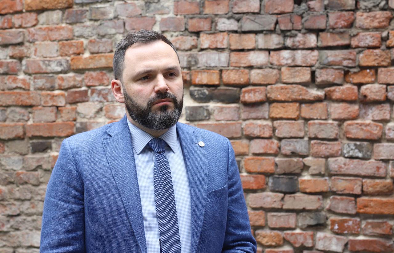 Kamil Wyszkowski fot. Borys Skrzyński