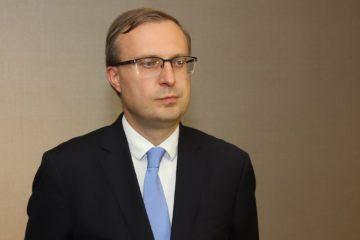 Paweł Borys, prezes PFR fot. Borys Skrzyński