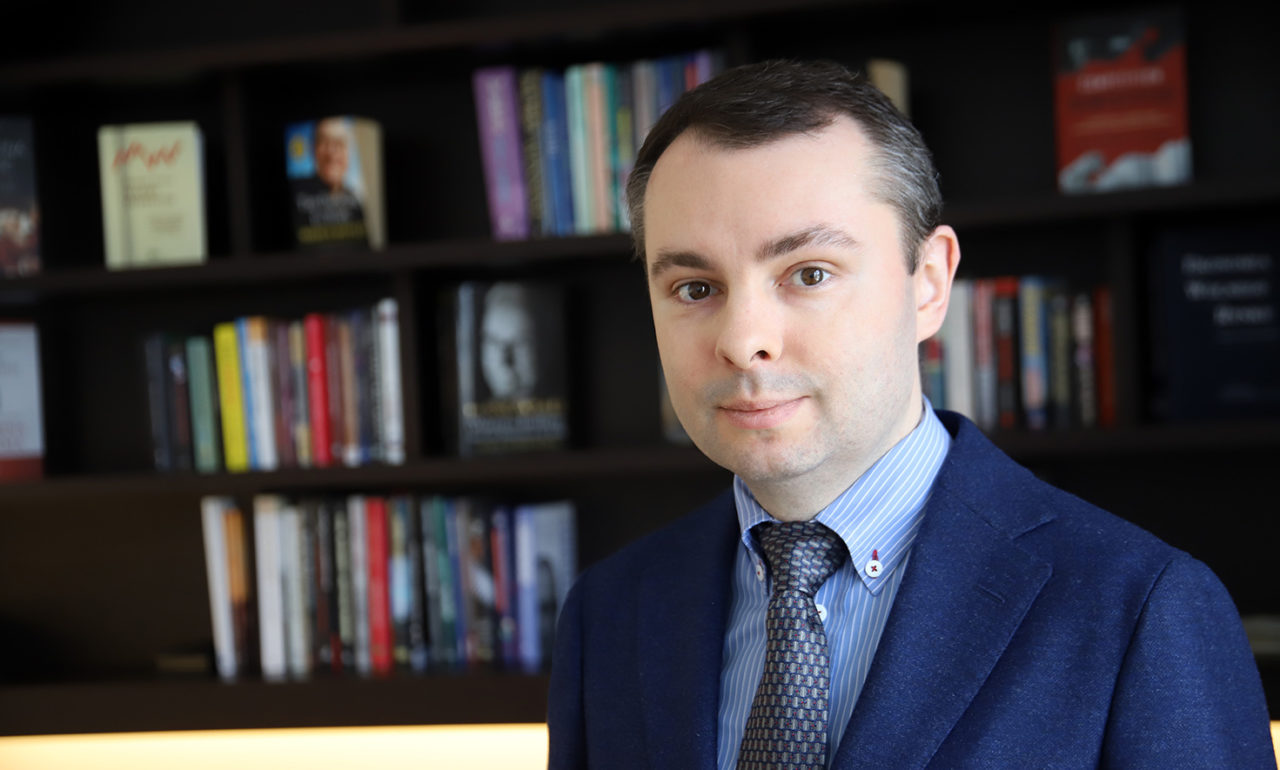 Piotr Zolkiewicz fot. Borys Skrzynski