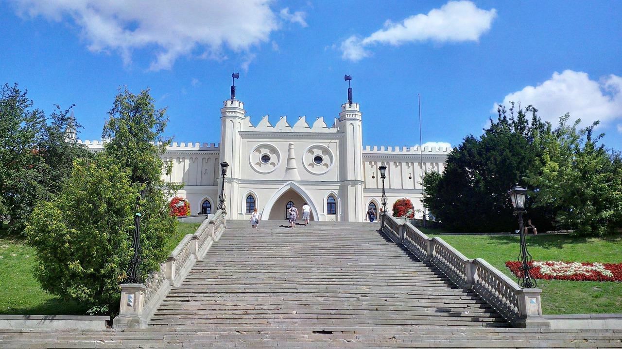Zamek w Lublinie foto:pixabay