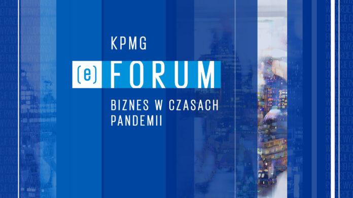 KPMG (e)Forum | Biznes w czasach pandemii