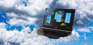 W chmurze czujemy się bezpiecznie fot. pixabay