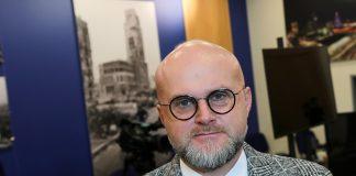 Krzysztof Łanda z Fundacji Watch Health Care fot. Borys Skrzyński