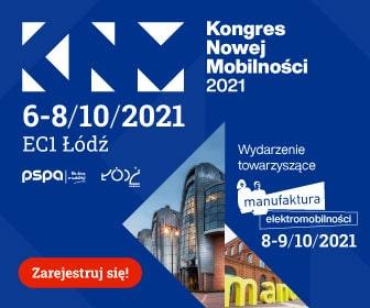 Kongres Nowej Mobilności